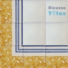 ASK LB0003 Marble Effect border tiles
