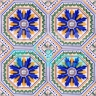 RA005 Real Alcazar Sevilha tiles (real)