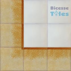 ASK LB0065 Sponged Effect border tiles