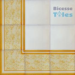 ASK LB0066 Sponged Effect border tiles