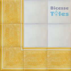 ASK LB0068 Sponged Effect border tiles
