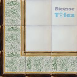 ASK LB0082 Sponged Effect border tiles