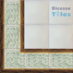 ASK LB0085 Sponged Effect border tiles