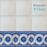 ASK 1105 Portuguese painted border tiles Azulejos