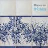 ASK 1293 Portuguese painted border tiles Azulejos