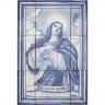 ASK 1301 Portuguese Tiles Mural Religious