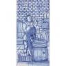 1411 Portuguese artistic panel tile