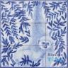 ASK 1482 Wild Animals Tiles Panel