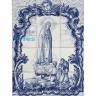 ASK 1491 Religious Tiles Panel Mural