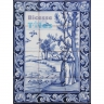 ASK 1492 Religious Tiles Panel Mural