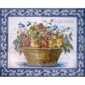 ASK 1532 Fruits Grapes  Pomegranates Tiles Panel