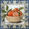 ASK 1537 Fruits Oranges Tiles Panel
