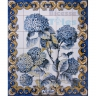ASK 1565 Traditional Flowers Bouquet Tiles Panel