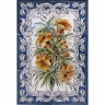 ASK 1569 Traditional Flowers Bouquet Tiles