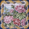 ASK 1582 Traditional Flowers Bouquet Tiles