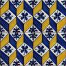 ASK 2406 Portuguese handmade majolica tile