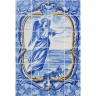 ASK 1656 Baroque Religious Tiles Mural