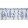 ASK 1680 Portuguese Correio Mor tiles panel