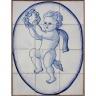 ASK 1835 Portuguese Tiles Mural Religious