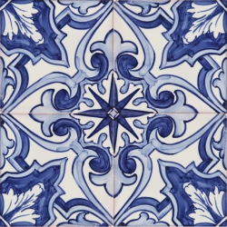 2154 Portuguese traditional painted tiles