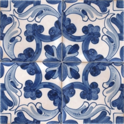 ASK 2158 Portuguese traditional painted tiles