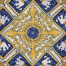 ASK 2178 Portuguese traditional painted tiles