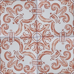 ASK 2179 Portuguese traditional painted tiles