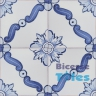 ASK 2182 Portuguese traditional painted tiles