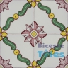 ASK 2183 Portuguese traditional painted tiles