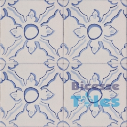 ASK 2184 Portuguese traditional painted tiles