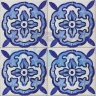 ASK 2194 Spanish traditional painted tiles