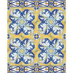 2314 Portuguese hand painted tiles