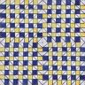 ASK 2809 Portuguese handmade majolica tile