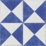 ASK 3304 Portuguese handmade majolica tile