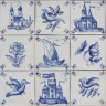 3706 Portuguese loose designs tile