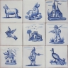 3710 Portuguese loose designs tile