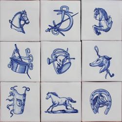3802 Portuguese loose designs tile