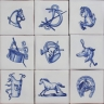 3802 Portuguese loose designs tile