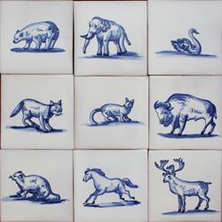 3803 Portuguese loose designs tile