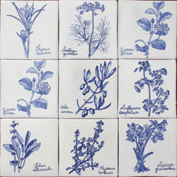 3807 Portuguese loose designs tile
