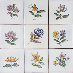 3809 Portuguese loose designs tile