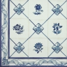 TMP 3914 Portuguese hand painted decorative tile