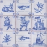 ASK 3921 Portuguese antique tile designs