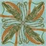 ASK 3929 Reproduction tile Bordalo Pinheiro