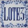 ASK 3937 House number letter tile