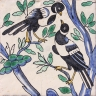 ASK 3966 Portuguese Birds Fronteira Palace tiles