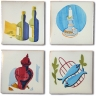ASK 3974 Portuguese miniatures tile designs