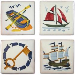 ASK 3976 Portuguese miniatures tile designs