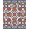 4602 Islamic Spanish XVI Cuenca Tile