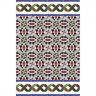 4604 Islamic Spanish XVI Cuenca Tile